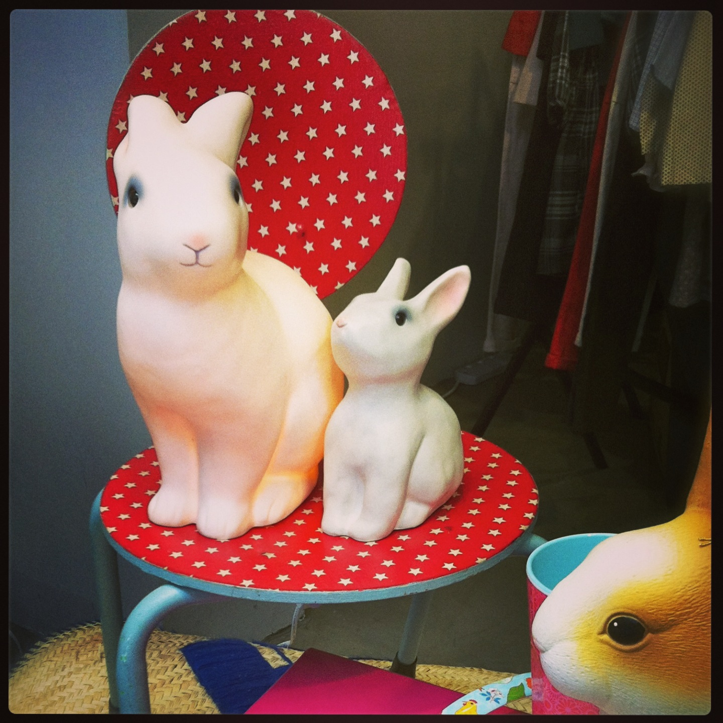 Easter gifts for babies and children our hk ideas petit bazaar come discover our cute easter display negle Images